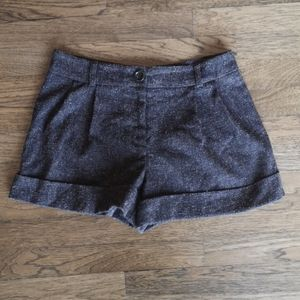 Urban Outfitters Brown Tweed Shorts 2